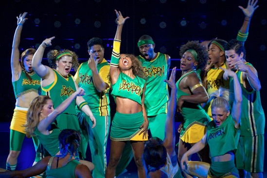 Bring It On: The Musical comes to the stage