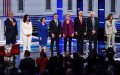 A Look into the debate last night