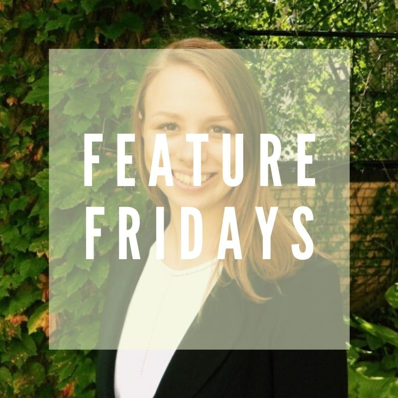 Feature Friday: Madison Weisend