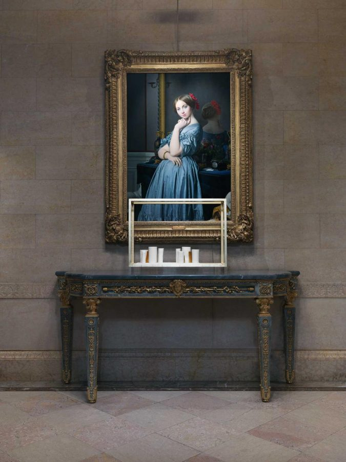 This photo is courtesy from the Frick Collection.