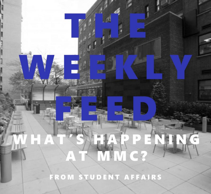 The Weekly Feed: 11/7 - 11/14