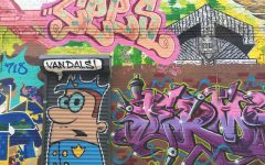 Artistic Value Questioned with Practice of Graffiti