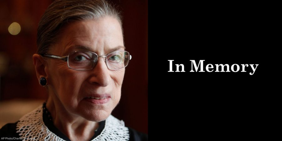 The Legacy of Justice Ruth Bader Ginsberg Lives On
