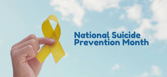 Suicidal Prevention Month