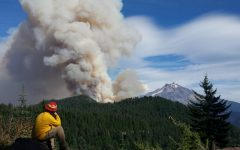 The Wildfires of Oregon