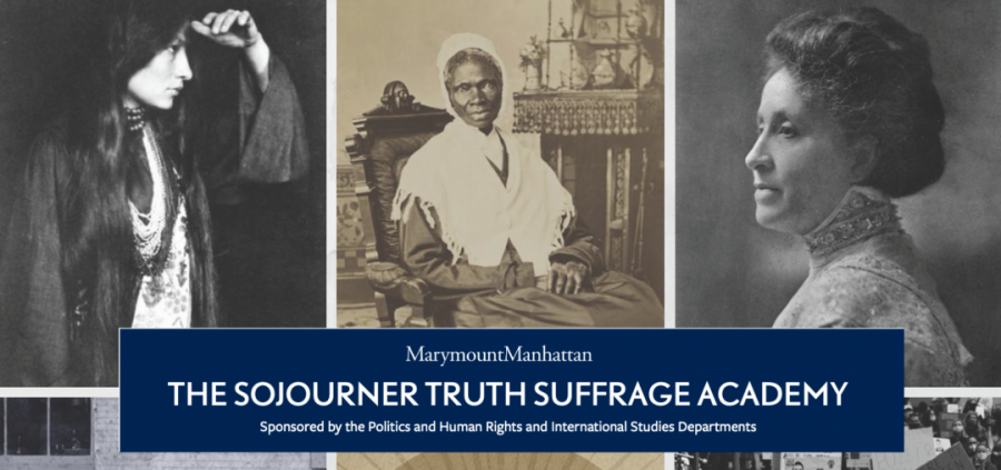 Photo Courtesy of the Sojourner Truth Suffrage Academy